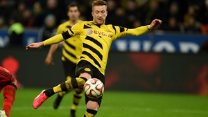 Marco Reus has committed his future to Borussia Dortmund