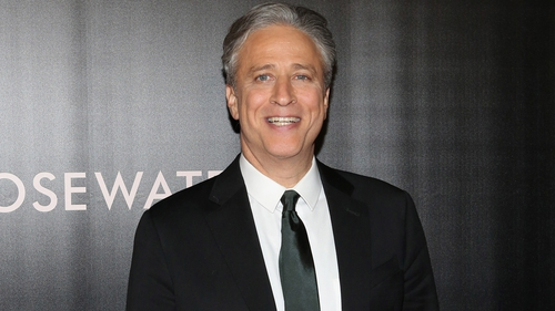 Jon Stewart bows out