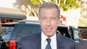 Brian Williams has hosted NBC's Nightly News programme since 2004