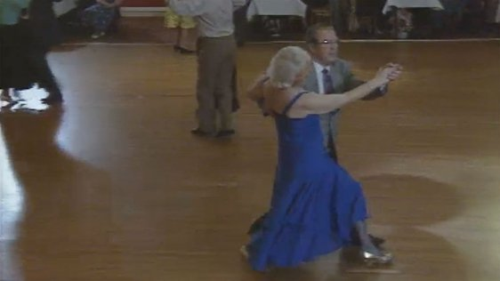 Ballroom Romance for the Elderly