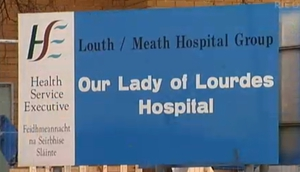 Man being treated at Our Lady of Lourdes Hospital in Drogheda with non-life threatening injuries