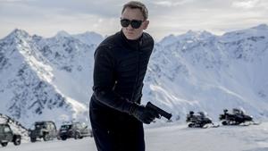 Snowball's chance in Roman cemetery: Spectre stars Daniel Craig