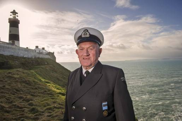 Michael O'Regan: Irish Coastguard