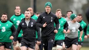 Johnny Sexton returns to the Ireland starting XV for Saturday's clash