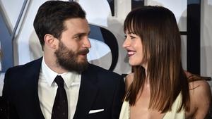 Fifty Shades of Grey stars Jamie Dornan and Dakota Johnson