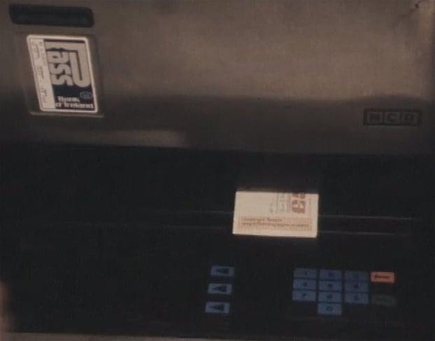 Bank of Ireland Pass Machine (1980)