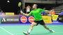 Evans wins first round clash at badminton worlds