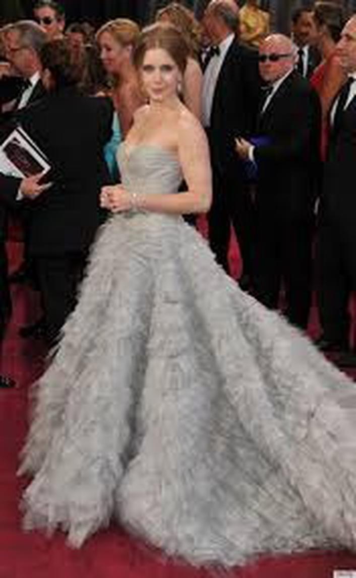 Oscars Fashion and 50 Shades of Grey