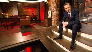 You can catch The Late Late Show on Friday at 9.35pm on RTÉ One