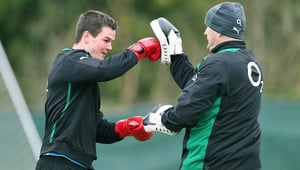 Johnny Sexton will need to be fighting fit to cope if the French single him out for tough treatment