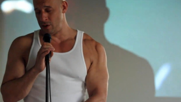 Vin Diesel has made our Valentine's Day