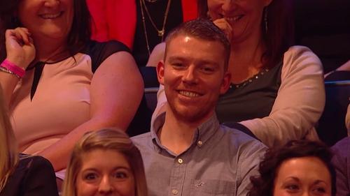 Mayo man Daniel on last night's Graham Norton Show