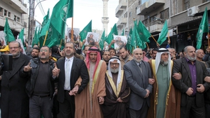 Muslim Brotherhood leaders in Jordan led protests in November over the arrest of Zaki Bani Rushaid