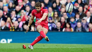 Leigh Halfpenny has been plying his trade in Toulon since