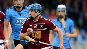 Robbie Greville was on the mark for Westmeath