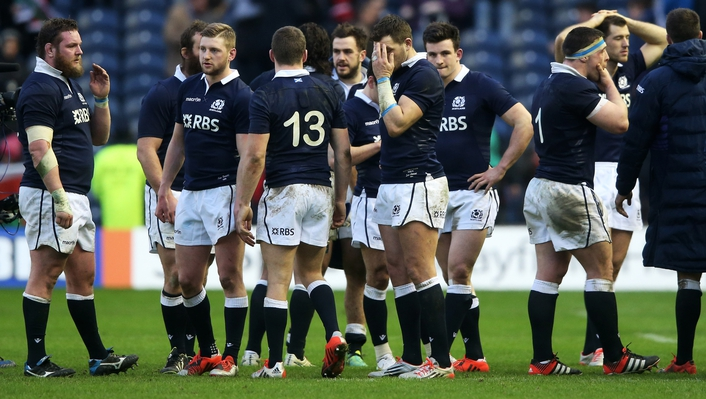 Rugby Anthems - Flower of Scotland