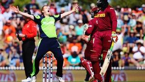 Ireland earned a memorable win in Nelson