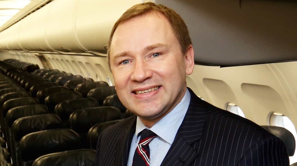 Stephen Kavanagh has worked at Aer Lingus since 1988