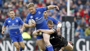 Luke Fitzgerald in action for Leinster