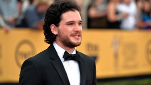 "Kit Harington - ""I really hope that he just nods slowly and goes, 'Damned right'. Something really horribly inappropriate, and you found out Jon Snow's had a really sick mind the whole time."""