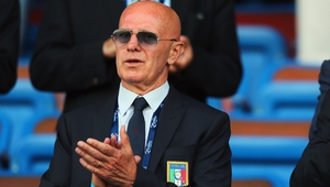 """Arrigo Sacchi claimed that there are """"too many coloured players"""" in Italian youth teams"""