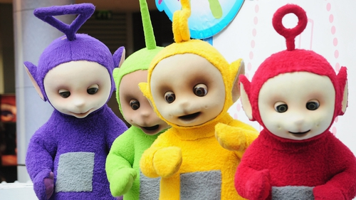 TeleTubbies' Tinky Winky actor dies