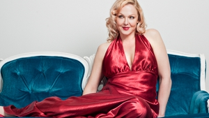 Storm Large: NCH, April 14 with RTÉ Concert Orchestra.