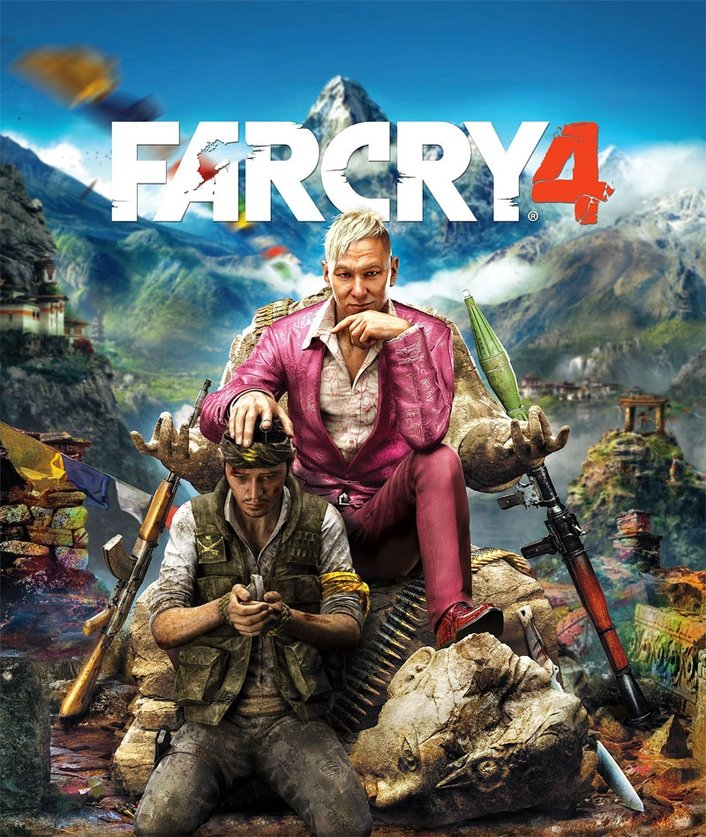 "Essay:  video game ""Far Cry 4"""