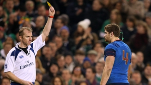 Wayne Barnes takes charge of the Champions Cup final