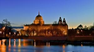 Bishop Michael Browne's legacy: Galway Cathedral. Photo: Joe Travers