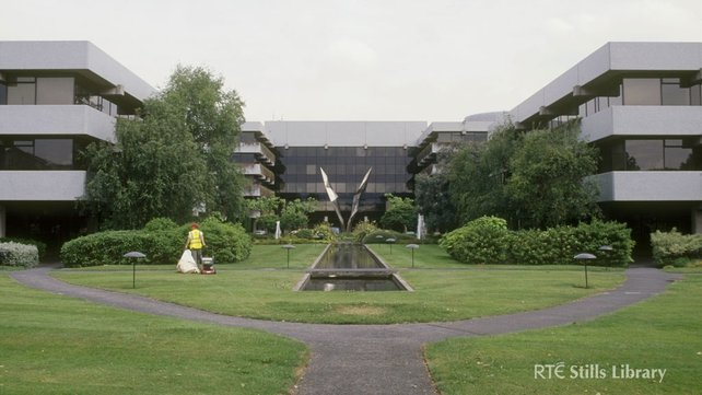 AIB Headquarters, Ballsbridge