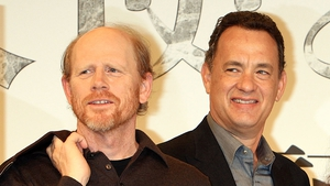 Hanks and Howard - Together again