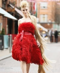 Great Lengths hosting hair extensions awards