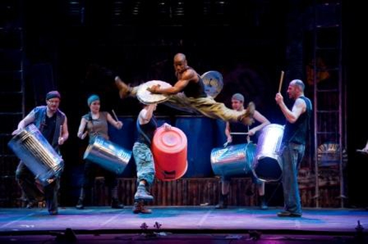 Stomp at the Bord Gáis Energy Theatre