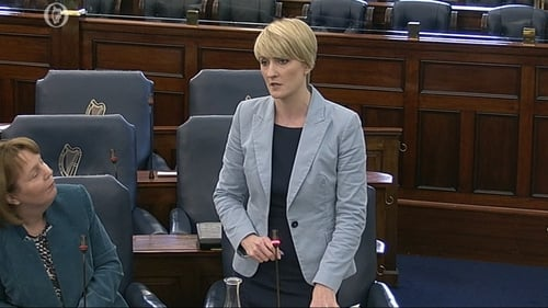 Averil Power said she sincerely appreciated cross-party support for the bill