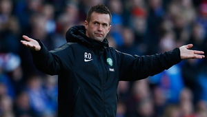 Celtic manager Ronnie Deila wants revenge on Hamilton Academical on Sunday