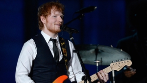 Ed Sheeran nominated in three Q Award categories