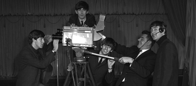 The Beatles at the Gresham Hotel