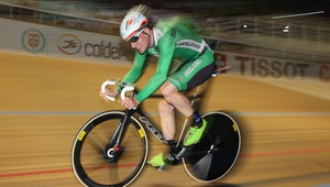 Martyn Irvine could only manage 10th in the world scratch in Paris