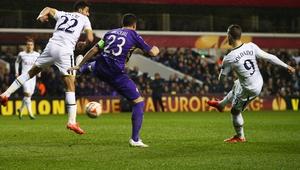 Roberto Soldado puts Spurs in front at White Hart Lane