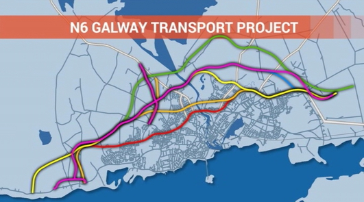 Oral hearing into plans for €600m Galway ring road