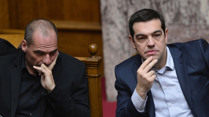 Eurozone steps up pressure on Greece over debt