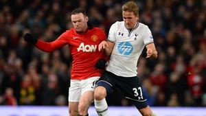 Harry Kane is more clinical than Wayne Rooney, according to Sam Allardyce