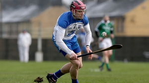 Shane O'Sullivan in action for Waterrford