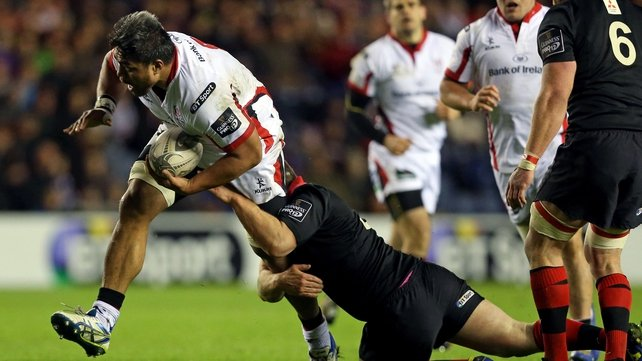 Ulster's Nick Williams banned until September