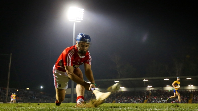 Conor O'Sullivan opts out of Cork hurling panel
