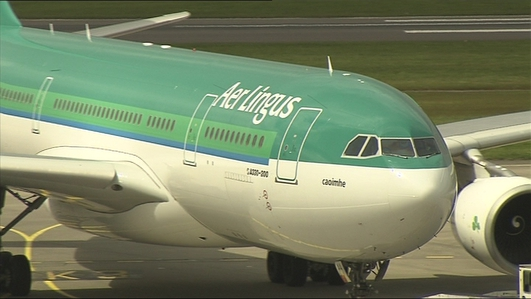 Aer Lingus Takeover Bid/ Unions and Labour Party