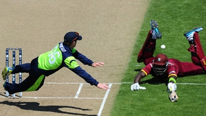 Ireland claimed another major scalp when beating the West Indies