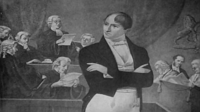 Search for Robert Emmet's Grave