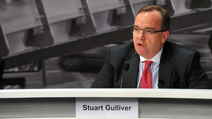 HSBC's chief executive Stuart Gulliver is continuing his work to refocus the bank
